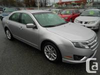 2012 ford fusion sel auto loaded 69000kms leather NO