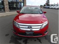 Make Ford Model Fusion Year 2012 Colour Red kms 197172