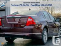 Make Ford Model Fusion Year 2012 Colour Red kms 117942