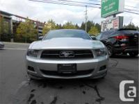 Make Ford Model Mustang Year 2012 Colour Silver kms