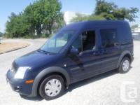 Make Ford Model Transit Connect Year 2012 Colour Blue