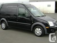 Make Ford Model Transit Connect Year 2012 Colour black