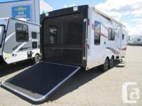 2012 Cruiser RV Fun Finder XTRA XT-200 Toy Hauler for