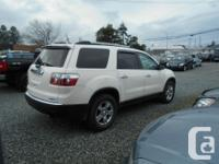 Make GMC Model Acadia Year 2012 Colour white kms