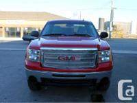 Make GMC Model Sierra 1500 Year 2012 Colour Red kms