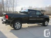 Make GMC Model Sierra 2500 Year 2012 Colour Black kms