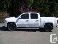 Make GMC Model Sierra Year 2012 Colour White kms