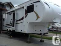 2012 Gulfstream Canyon Path 25FRKW Fifth Tire. This
