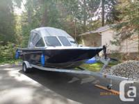 2012 HARBERCRAFT 1925 DISCOVERY 115 HP YAMAHA FOUR