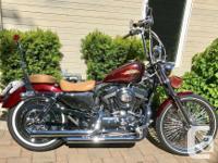 Make Harley Davidson Model Sportster Year 2012 kms