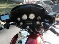 2012 Harley Davidson Street Glide. 20,000km. I hit a