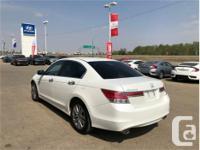 Make Honda Model Accord Sedan Year 2012 Colour White