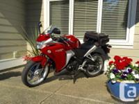 Mint condition, always garaged, low mileage(4000kms),