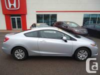 Make Honda Model Civic Coupe Year 2012 Colour Silver