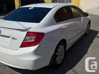 Make Honda Model Civic Sedan Year 2012 Colour white