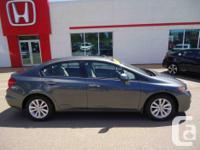 Make Honda Model Civic Sdn Year 2012 Colour Grey kms