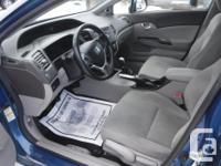 Make Honda Model Civic Year 2012 Colour BLUE kms