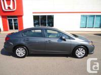 Make Honda Model Civic Year 2012 Colour Grey kms 40847