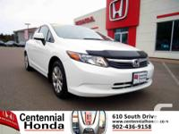 Make Honda Model Civic Sdn Year 2012 Colour White kms