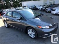 Make Honda Model Civic Sedan Year 2012 Colour Grey kms
