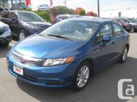 Make Honda Model Civic Sedan Year 2012 Colour blue kms