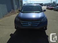 Make Honda Model CR-V Year 2012 Colour BLUE Trans