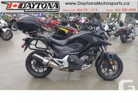 2012 Honda NC700X Adventure Tourer * NOT YOUR AVERAGE