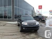 Description: This 2012 Honda Pilot EX-L will change the