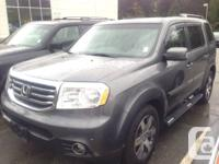 2012 Honda Pilot Touring Stock 4441A Like New Without