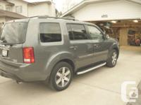 Make Honda Model Pilot Year 2012 Colour Polished Metal