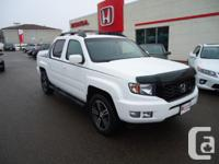 2012 Honda Ridgeline Sport 4WD: This truck was just