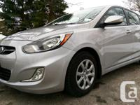 Make Hyundai Model Accent Year 2012 Colour Silver kms