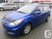 Make Hyundai Model Accent Year 2012 Colour Blue kms