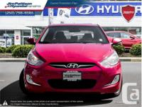 Make Hyundai Model Accent Year 2012 Colour Red kms