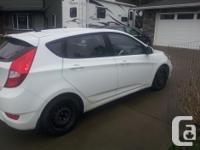 Make Hyundai Model Accent Year 2012 Colour White kms