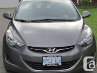 Make Hyundai Model Elantra Colour Grey Trans Automatic