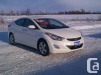 Make Hyundai Model Elantra Year 2012 Colour White kms