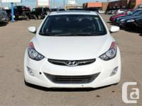 Make Hyundai Model Elantra Year 2012 Colour White kms