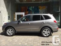 Make Hyundai Model Santa Fe Year 2012 Colour Grey kms