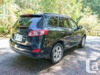 Make Hyundai Model Santa Fe Year 2012 Colour Dark Blue