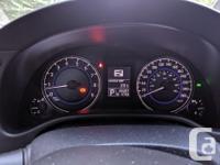 Make Infiniti Model G37XS Year 2012 Colour White kms