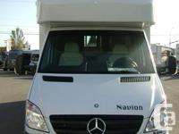 2012 ITASCA NAVION 24.5 FEET SLEEPS SIX, SEAT BELTS