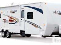 Excellent Condition Travel Trailer with Bunk House and