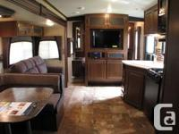 This camper is perfect for the family and sleeps 10