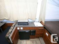 2012 JAYCO JAY SERIES 1006 NON BUNK MODEL FOLD DOWN