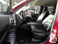 Make Jeep Model Grand Cherokee Year 2012 Colour Red