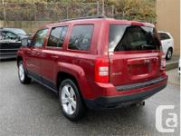Make Jeep Model Patriot Year 2012 Colour Red kms