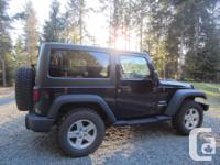 Make Jeep Model Wrangler Colour Dark green, almost