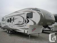 2012 Keystone Cougar 328QBS  Sleeps 10 Weight --9141