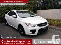 Make Kia Model Forte Year 2012 Colour White kms 104515